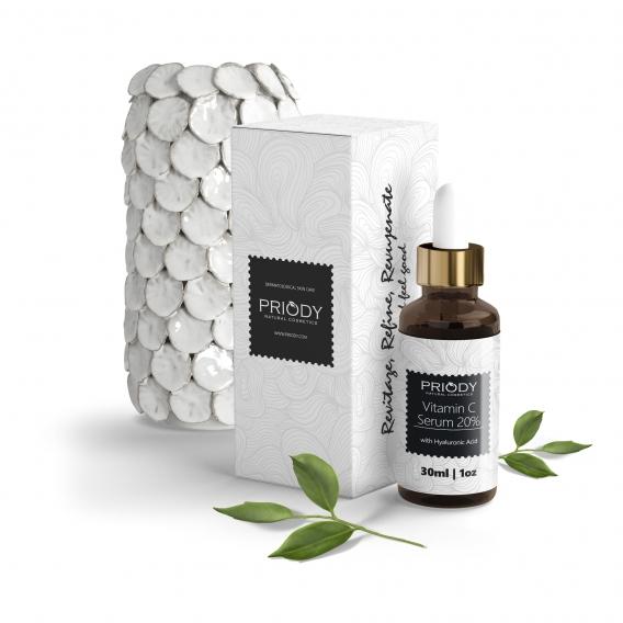 PRIODY | Vitamin C Serum