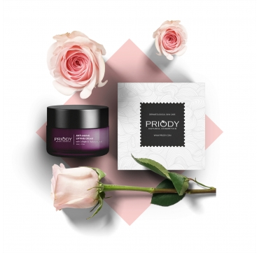 PRIODY | Anti-aging lifting cream with Collagen & Hyaluronic acid