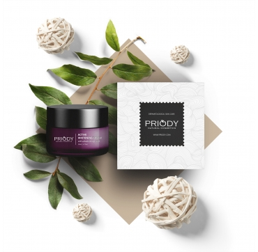 PRIODY - Active Whitening Cream (50ml)