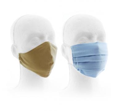 Ochranné rúško anatomické + klasické (7-12 rokov) - 2 ks / balenie (rôzne vzory)