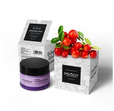 PRIODY - Active Whitening Cream (50ml)